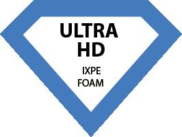 Speciálně zhutněná podložka Ultra HD IXPE Foam